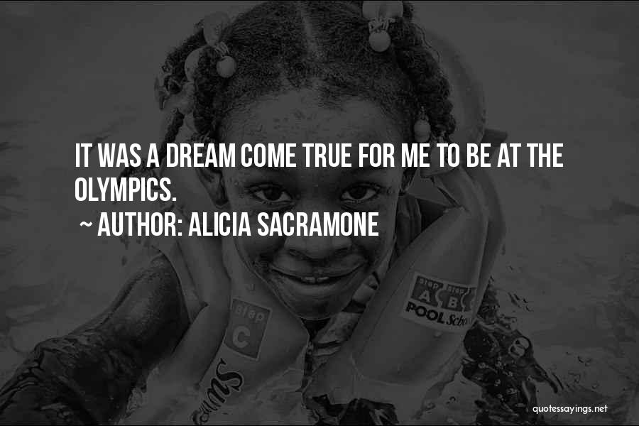 Alicia Sacramone Quotes 1672133