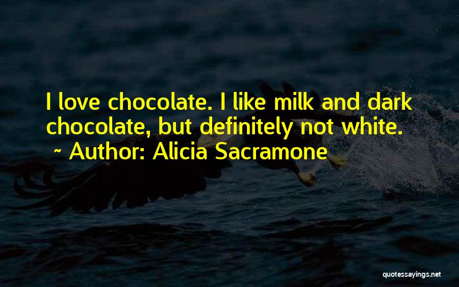 Alicia Sacramone Quotes 869210
