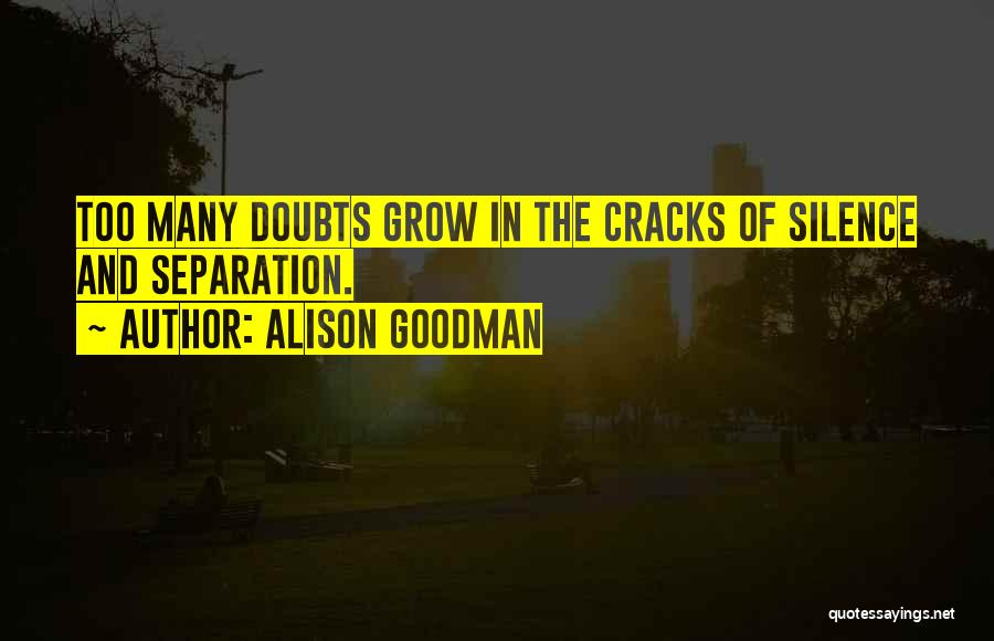 Alison Goodman Quotes 1155377