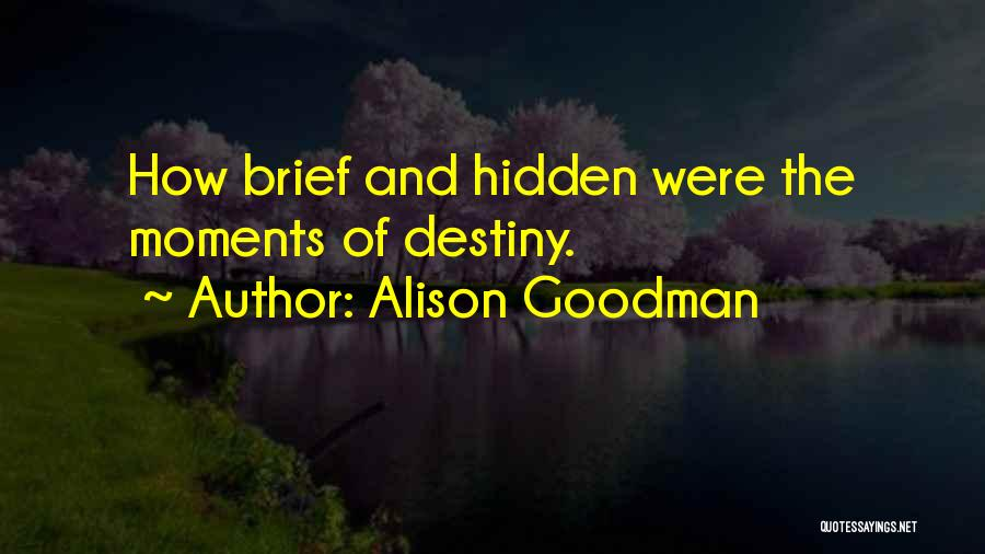 Alison Goodman Quotes 1326075