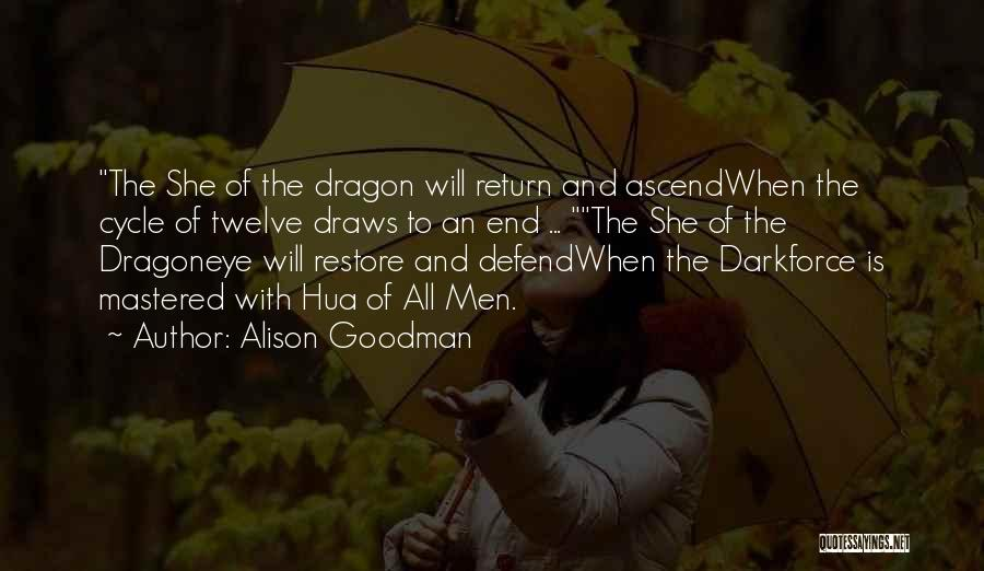 Alison Goodman Quotes 1681678