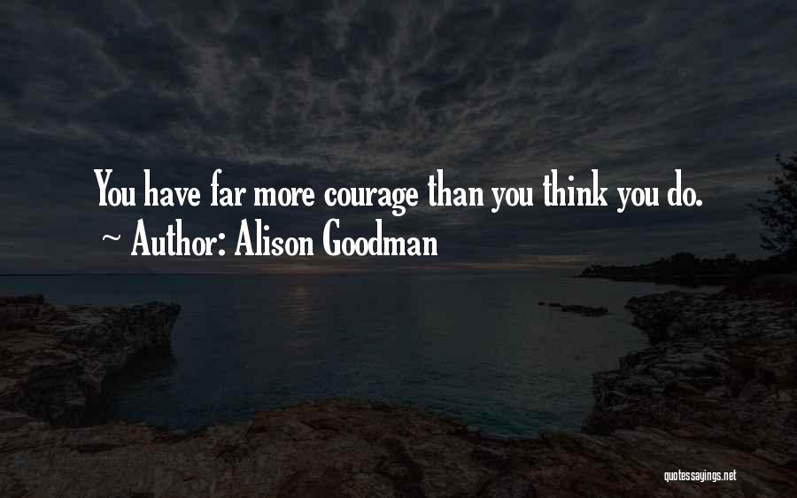 Alison Goodman Quotes 1744162