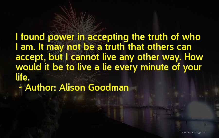 Alison Goodman Quotes 2067321