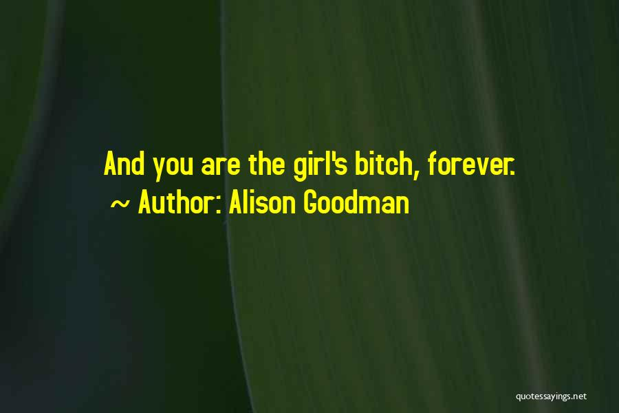 Alison Goodman Quotes 2257369