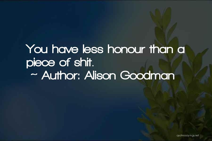 Alison Goodman Quotes 399406