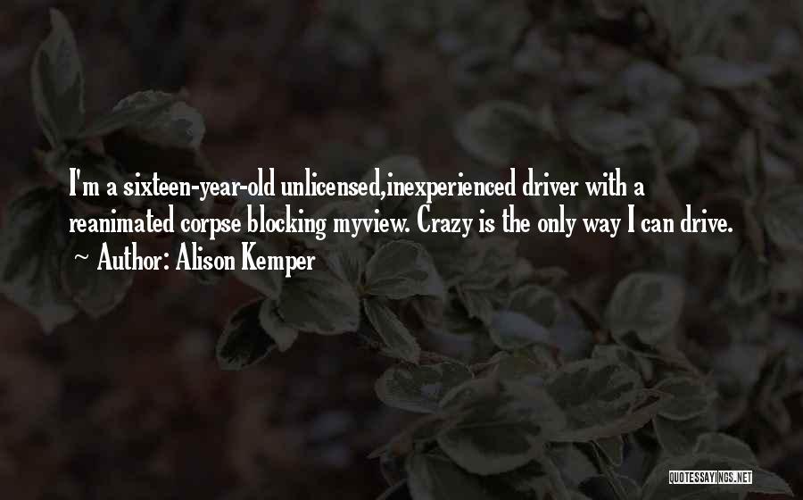 Alison Kemper Quotes 102965
