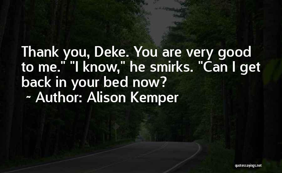 Alison Kemper Quotes 275739