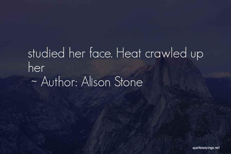 Alison Stone Quotes 742408