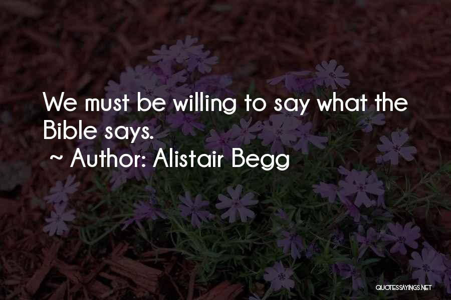 Alistair Begg Quotes 1201476