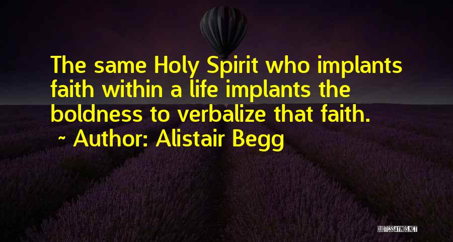 Alistair Begg Quotes 1969021