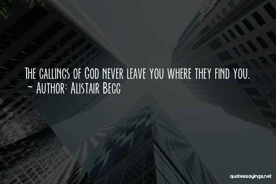 Alistair Begg Quotes 1998998
