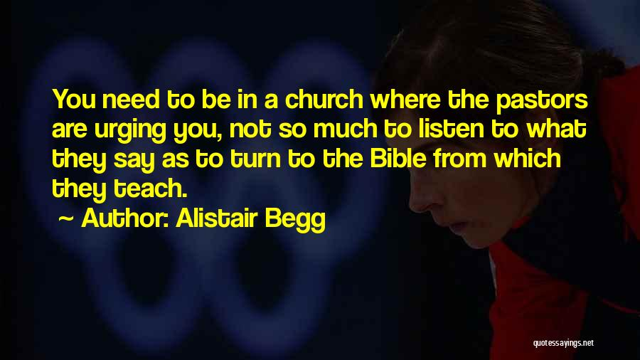 Alistair Begg Quotes 206419