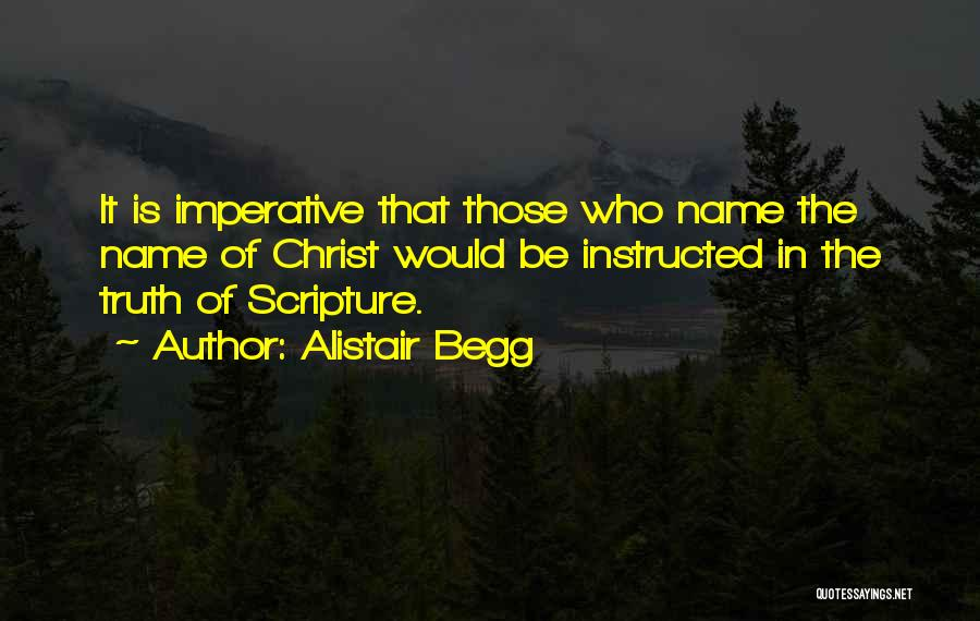 Alistair Begg Quotes 261511