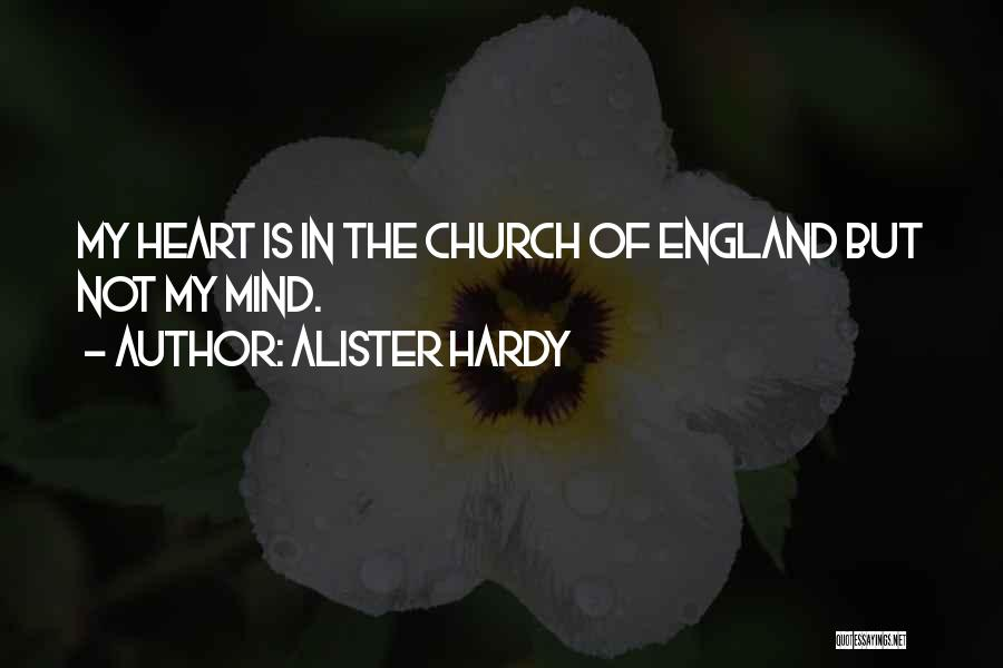 Alister Hardy Quotes 1880117