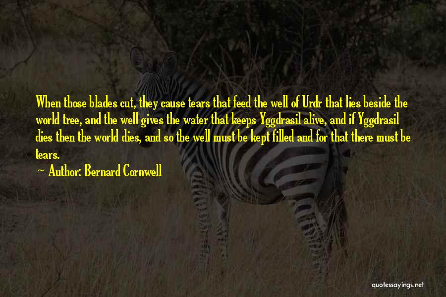 Alive And Well Quotes By Bernard Cornwell