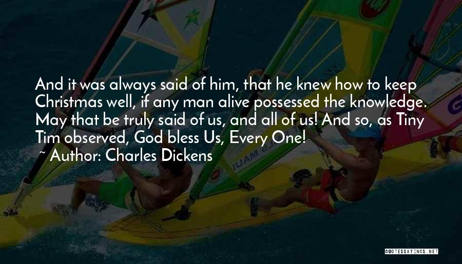 Alive And Well Quotes By Charles Dickens