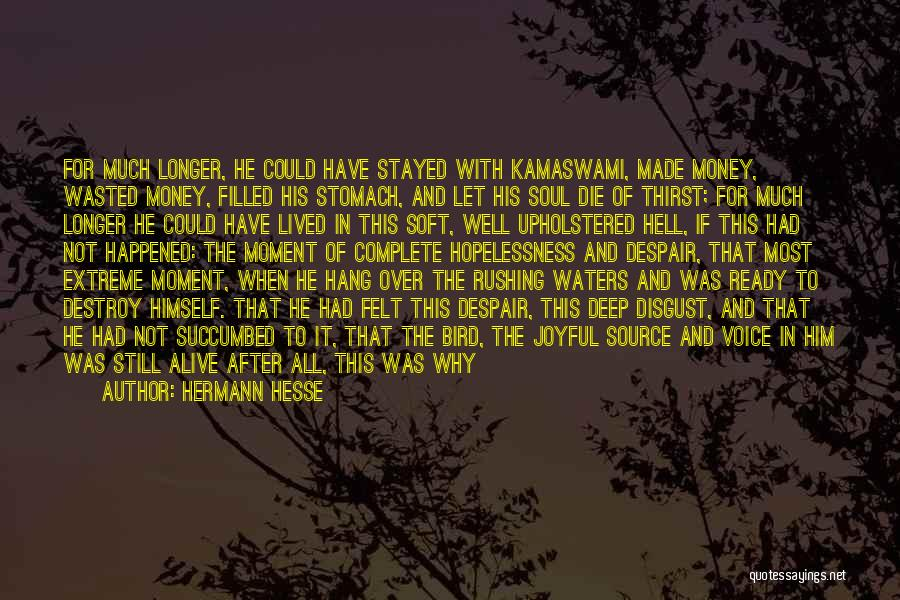 Alive And Well Quotes By Hermann Hesse