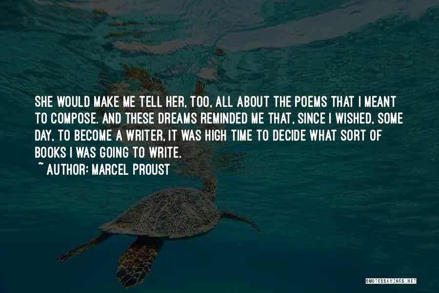 All About Me Quotes By Marcel Proust