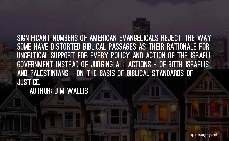 All American Reject Quotes By Jim Wallis