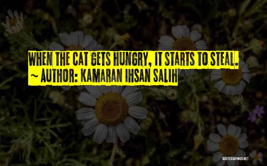 All Da Best Quotes By Kamaran Ihsan Salih