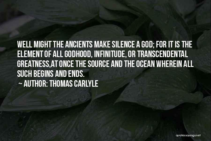 All Ends Well Quotes By Thomas Carlyle