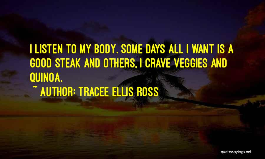 All I Want Quotes By Tracee Ellis Ross
