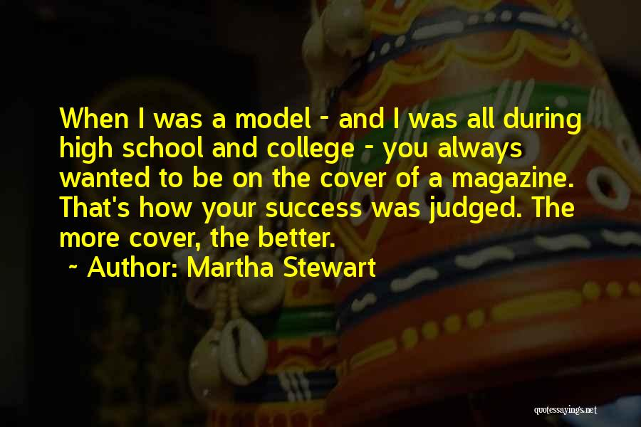 All I Wanted Was You Quotes By Martha Stewart