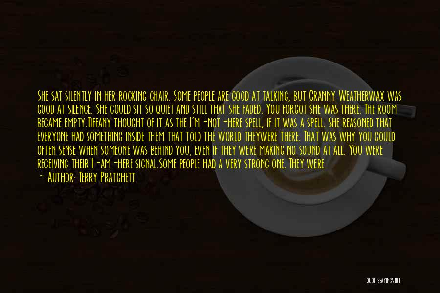 All I Wanted Was You Quotes By Terry Pratchett