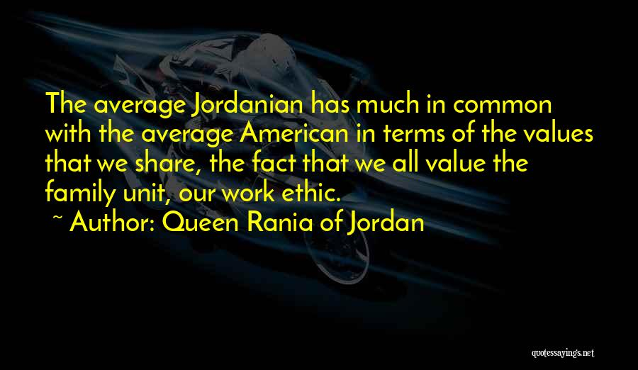 All In Family Quotes By Queen Rania Of Jordan