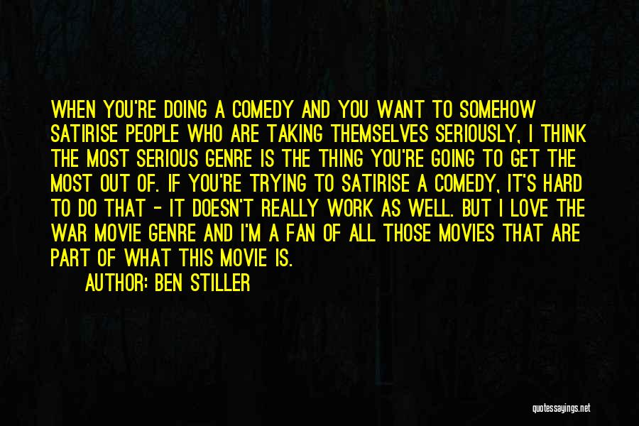 All Is Well Movie Quotes By Ben Stiller