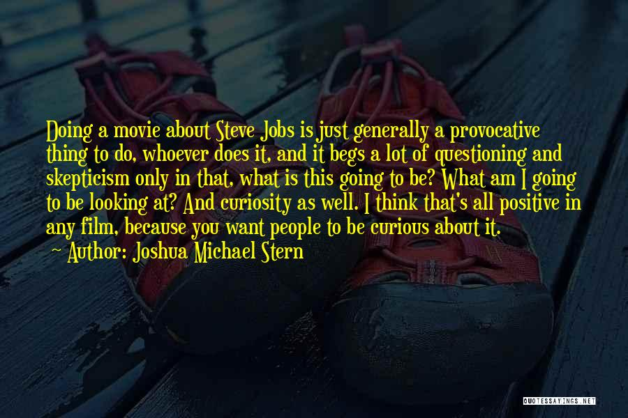 All Is Well Movie Quotes By Joshua Michael Stern