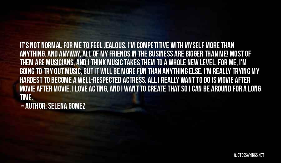 All Is Well Movie Quotes By Selena Gomez
