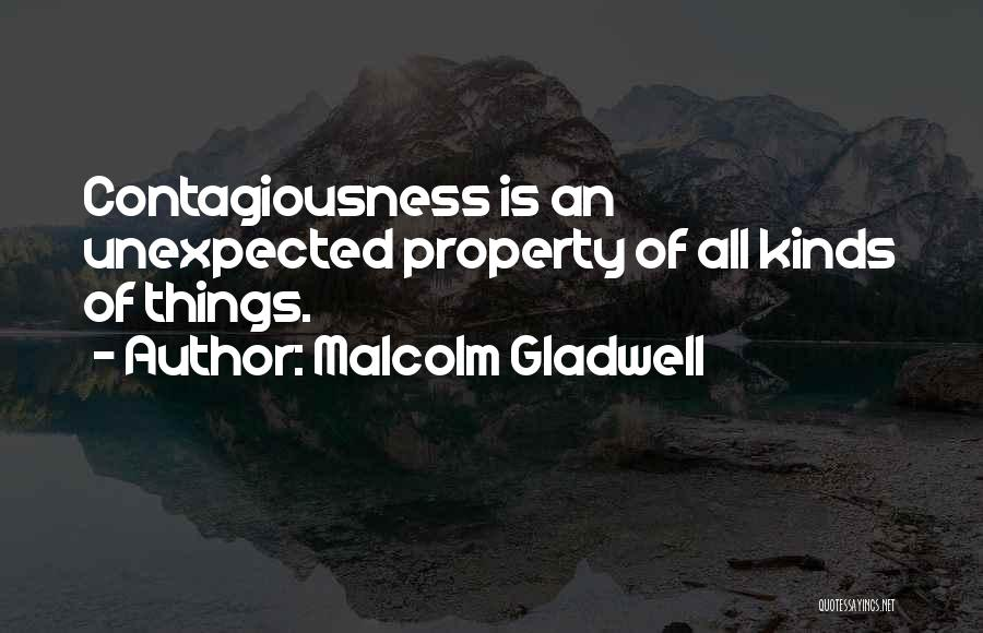 All Kinds Of Quotes By Malcolm Gladwell
