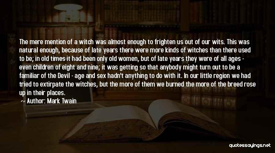 All Kinds Of Quotes By Mark Twain