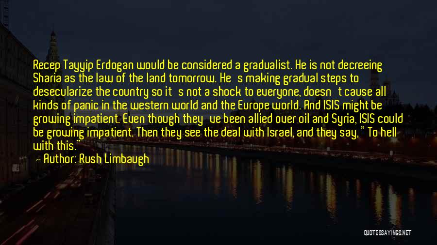 All Kinds Of Quotes By Rush Limbaugh