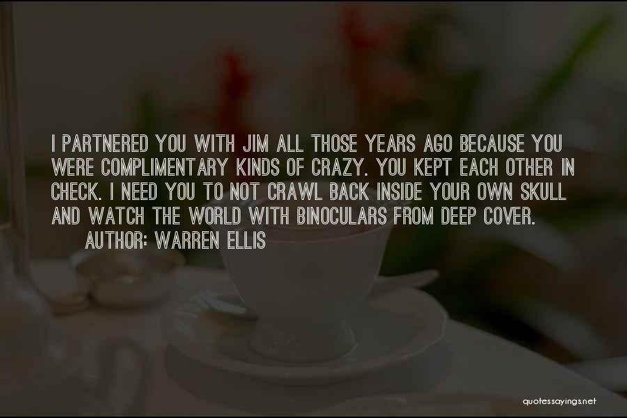 All Kinds Of Quotes By Warren Ellis
