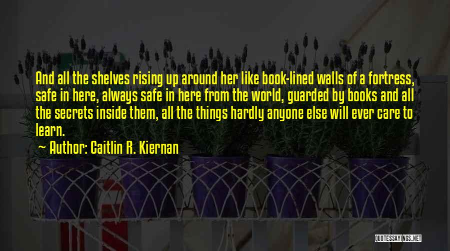 All Lined Up Quotes By Caitlin R. Kiernan