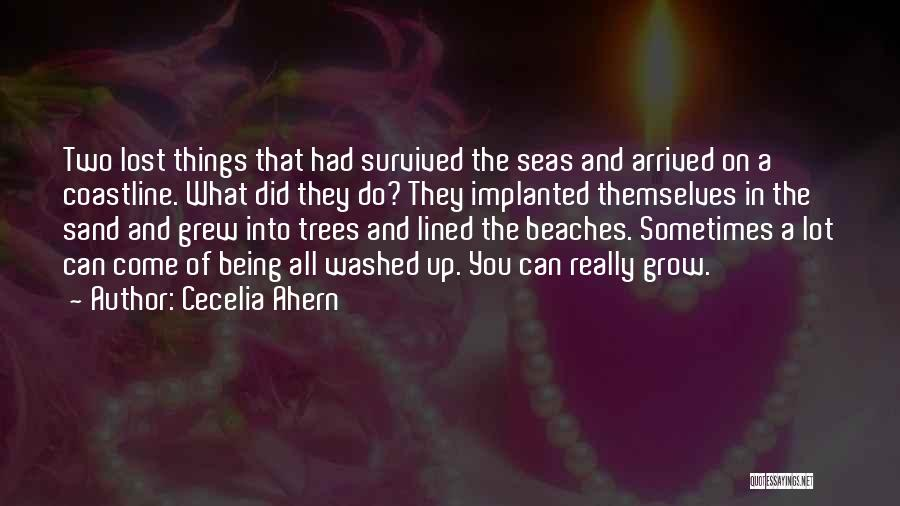 All Lined Up Quotes By Cecelia Ahern