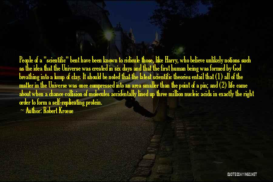 All Lined Up Quotes By Robert Kroese