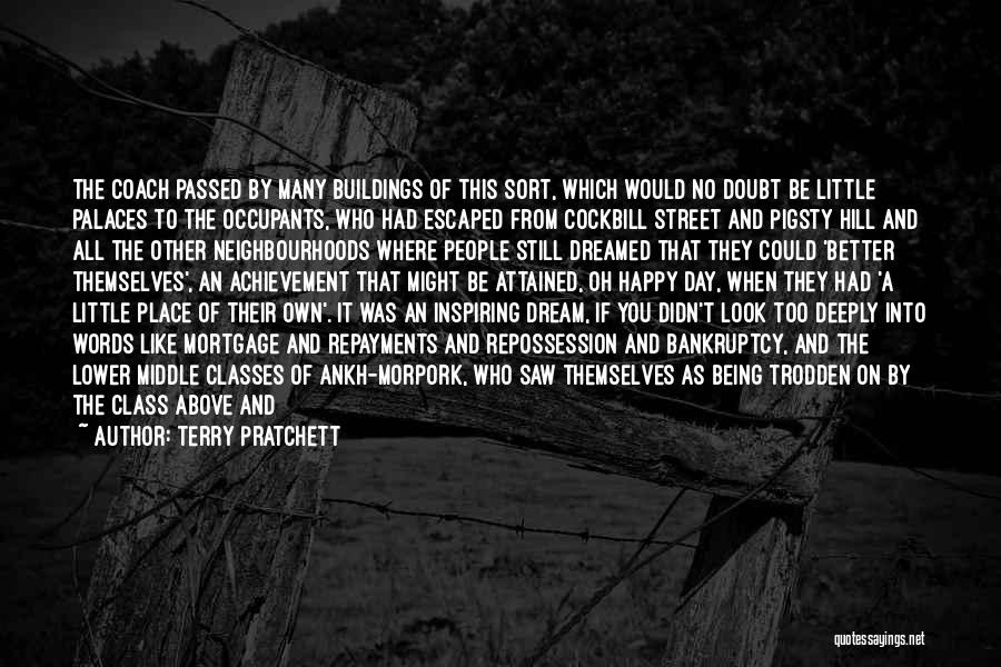 All Lined Up Quotes By Terry Pratchett