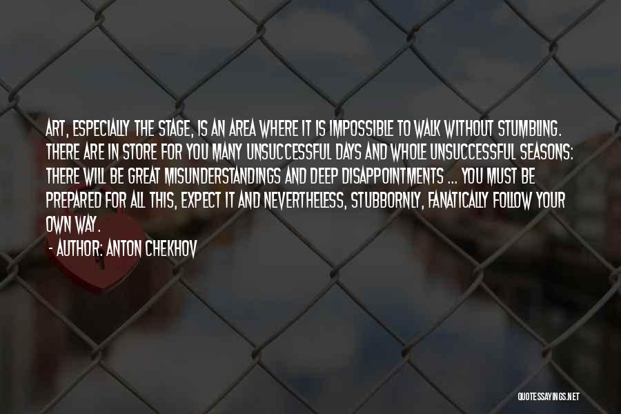 All Seasons Quotes By Anton Chekhov