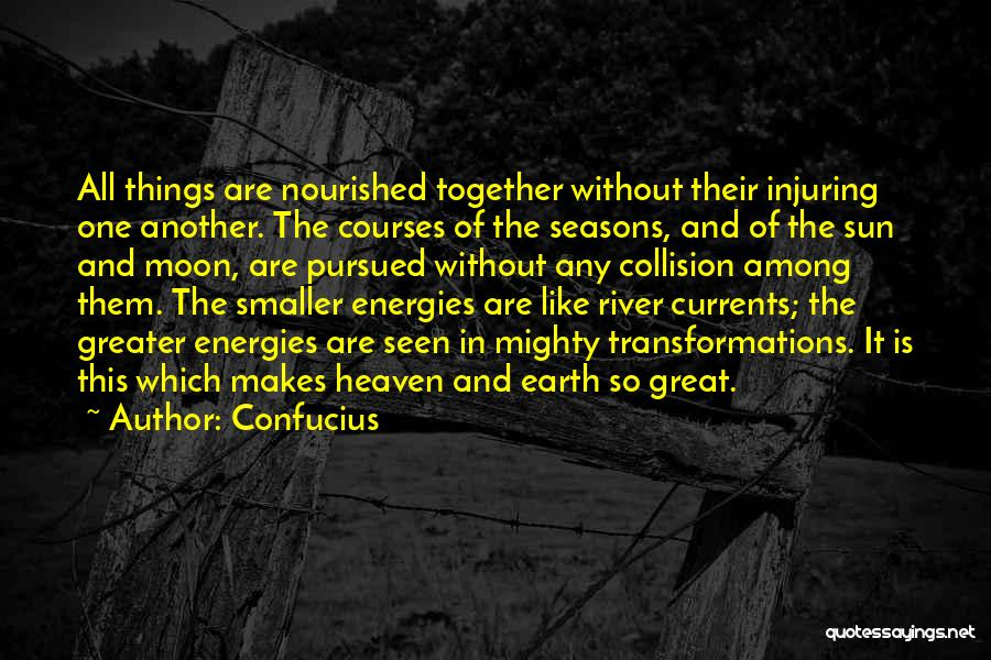 All Seasons Quotes By Confucius