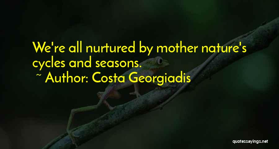 All Seasons Quotes By Costa Georgiadis