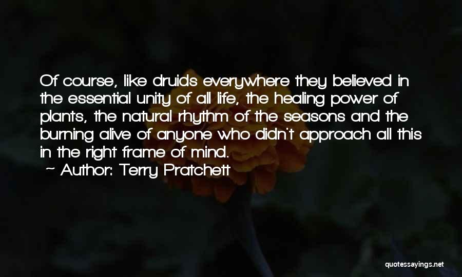 All Seasons Quotes By Terry Pratchett