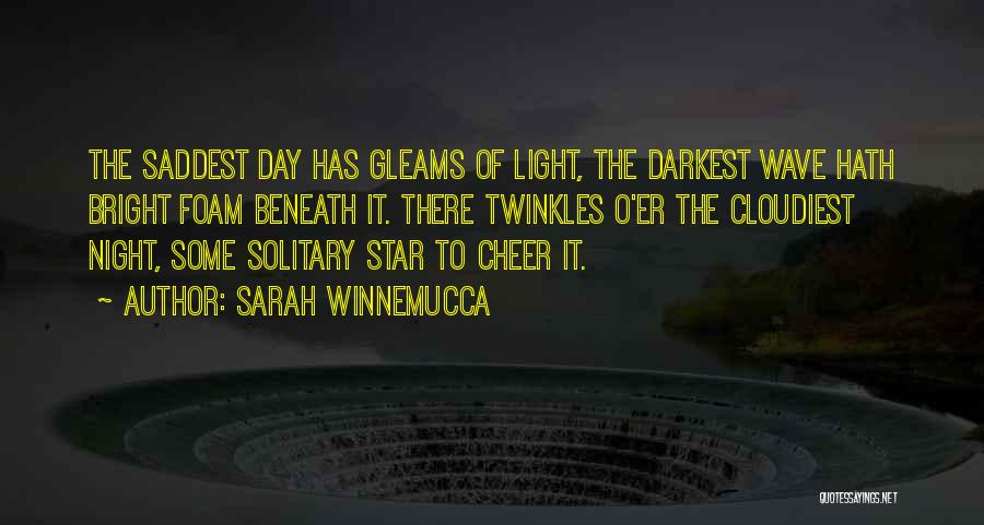 All Star Cheer Quotes By Sarah Winnemucca