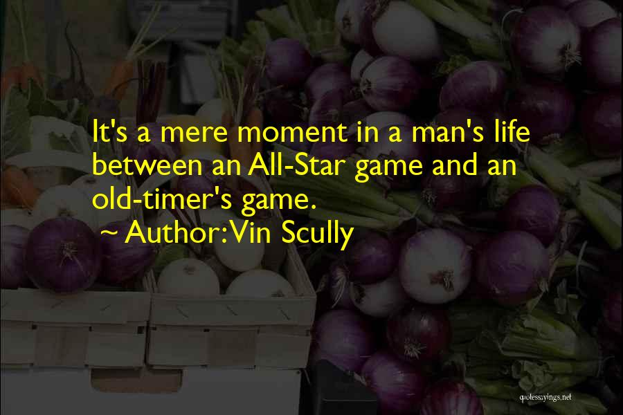 All Star Game Quotes By Vin Scully