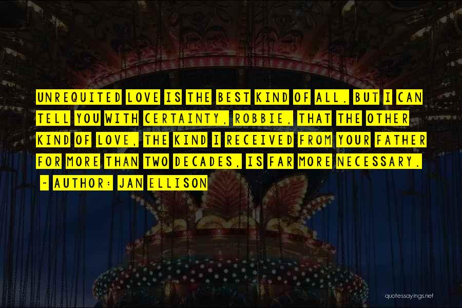 All The Best For Your Love Quotes By Jan Ellison