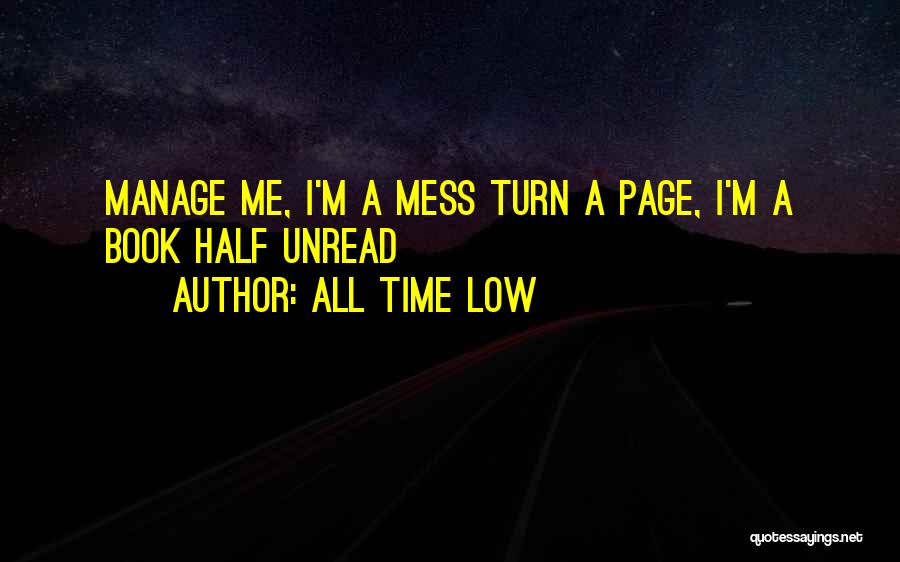 All Time Low Quotes 2230342