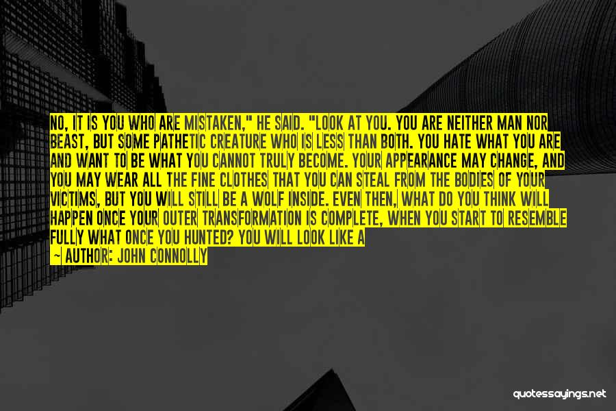 All Will Be Fine Quotes By John Connolly