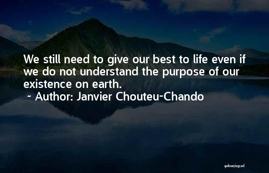 All You Need In Life Is Family Quotes By Janvier Chouteu-Chando